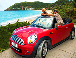 Mini-Cooper St. Barth