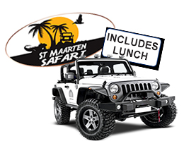 Jeep Safari With Lunch