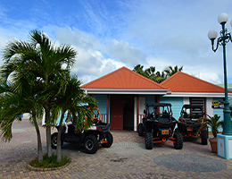 SXM Rally Guided Tour